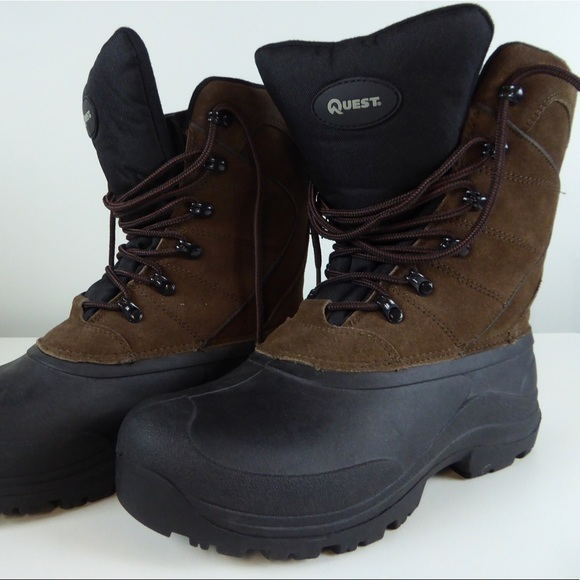 newest b5ab5 72a82 Quest Thinsulate 400G Winter Pac Boots NWT Liner NWT